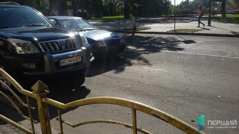 У Луцьку на Волі - ДТП, фото-2