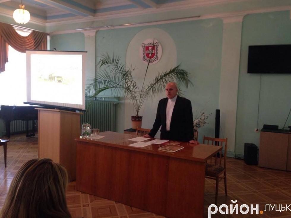 Конференція з нагоди 400-річчя Луцького братства, фото-1