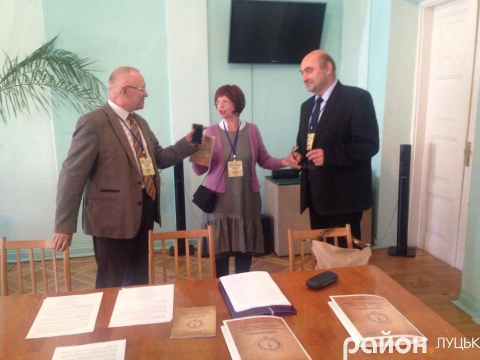 Конференція з нагоди 400-річчя Луцького братства, фото-2