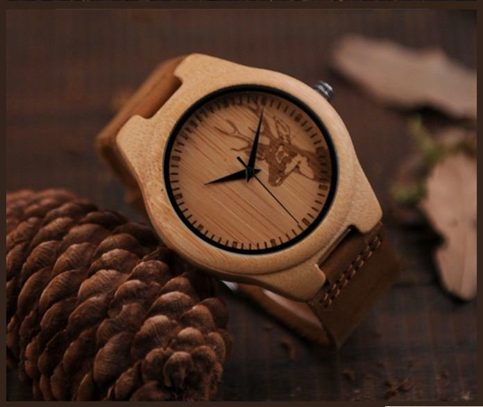 Тренд цієї весни - унікальний годинник з дерева, фото-7