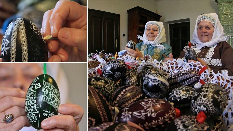 Марі Джукубіцова та Людмила Власкова вже 70 років виготовляють шкрябанки