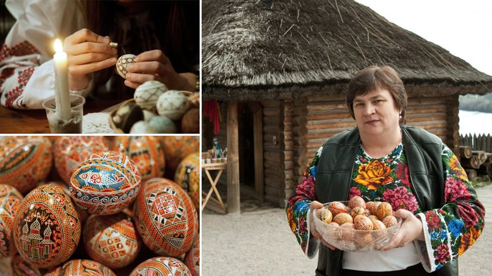 Ганна Сілявіна влаштовує у Запоріжжі майстер-класи із виготовлення гуцульських писанок