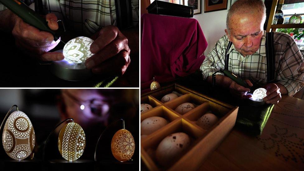 Франк Гром - найвідоміший майстер з техніки свердлення