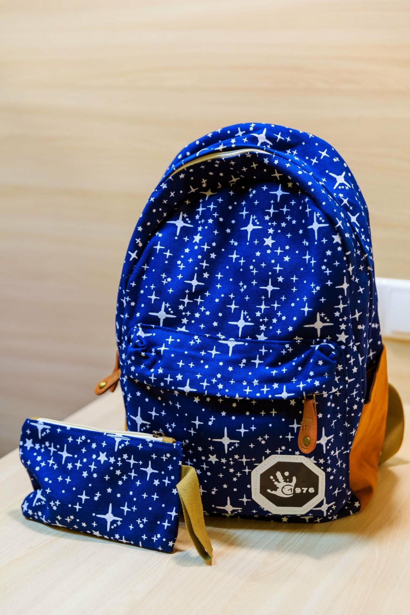 Яскраві і практичні рюкзаки Rory, фото-3