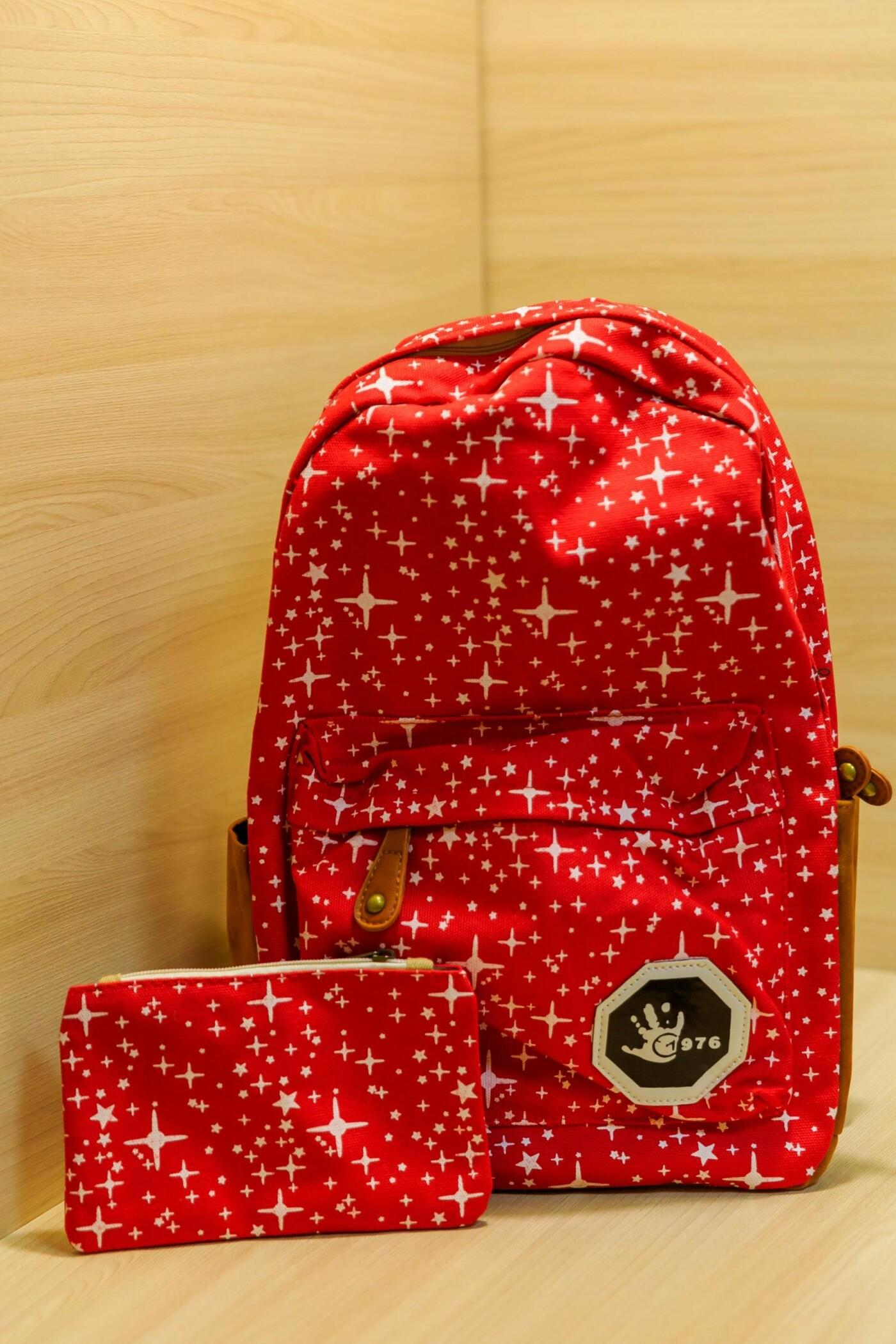 Яскраві і практичні рюкзаки Rory, фото-5