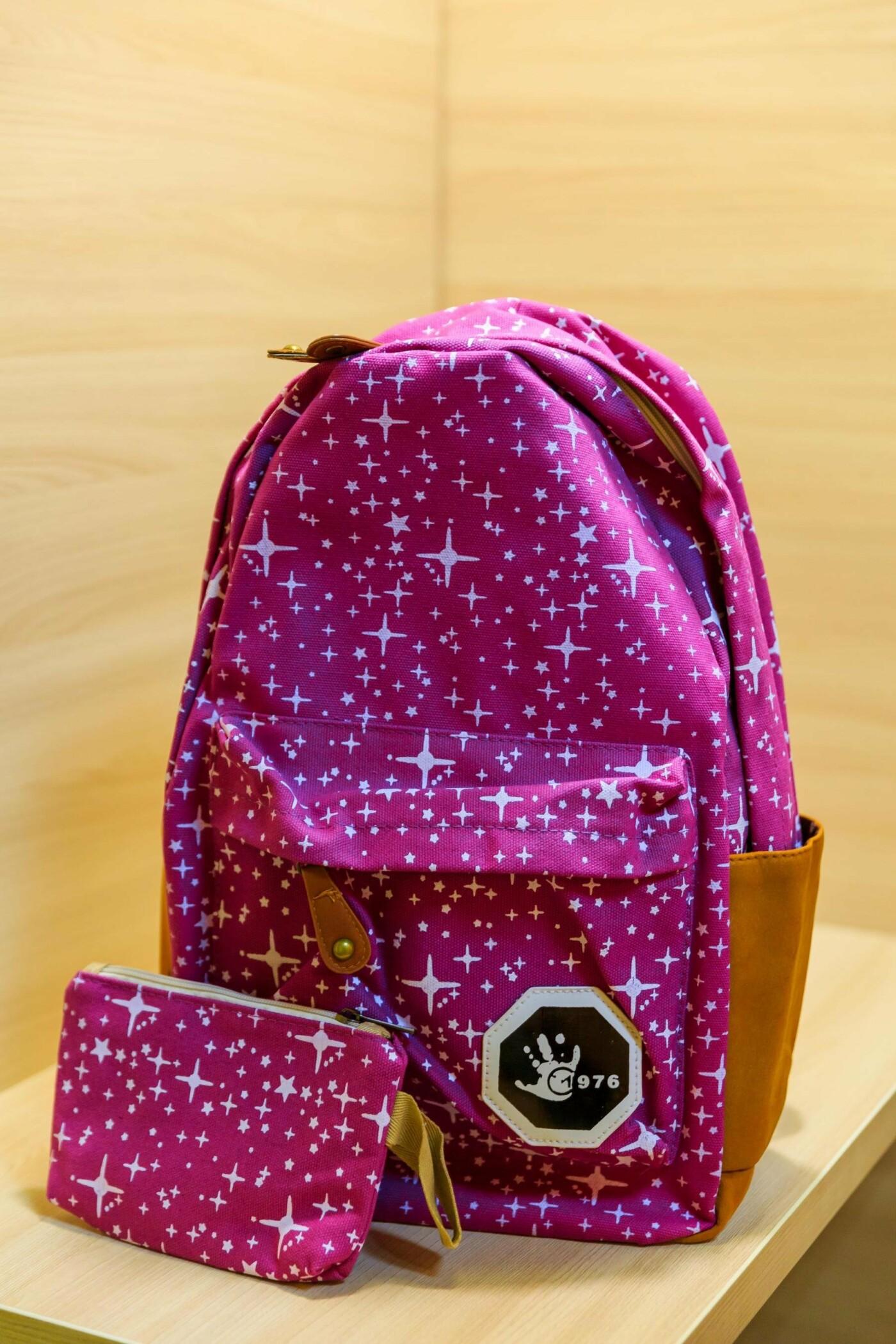 Яскраві і практичні рюкзаки Rory, фото-2