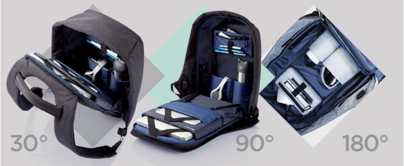 Що ховається за стильним дизайном рюкзака Bobby, фото-2