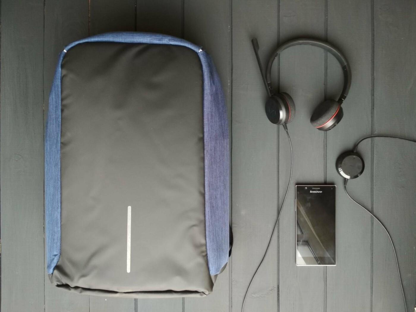 Що ховається за стильним дизайном рюкзака Bobby, фото-1
