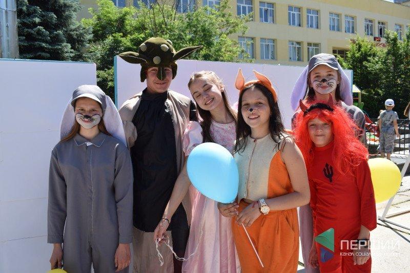 У Луцьку стартував третій дитячий фестиваль (ФОТО, ВІДЕО), фото-9