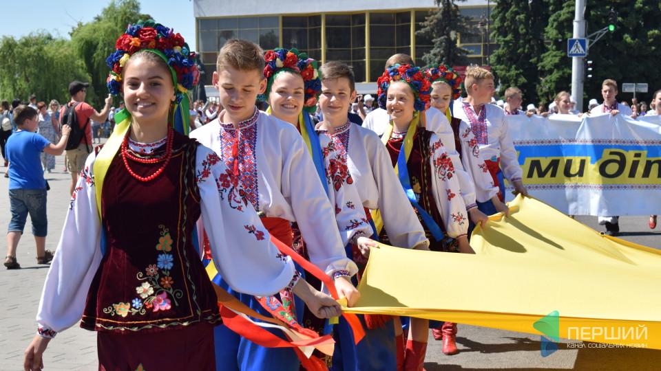 У Луцьку стартував третій дитячий фестиваль (ФОТО, ВІДЕО), фото-1