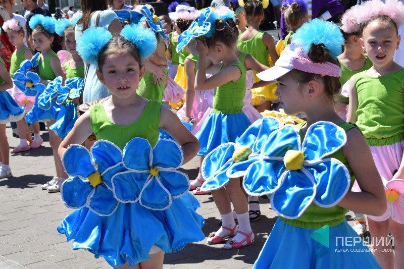 У Луцьку стартував третій дитячий фестиваль (ФОТО, ВІДЕО), фото-3