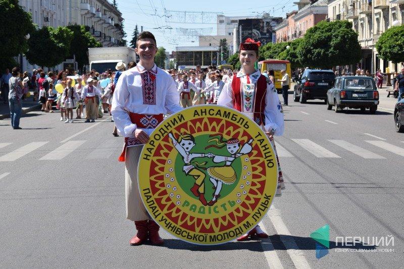 У Луцьку стартував третій дитячий фестиваль (ФОТО, ВІДЕО), фото-6