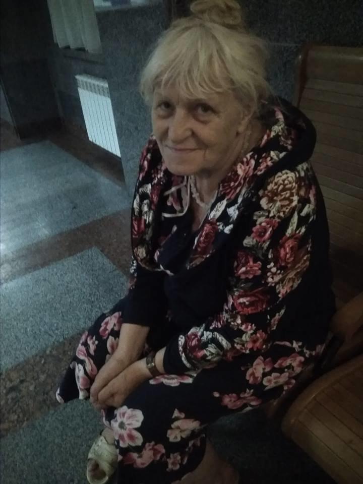 На залізничному вокзалі Луцька знайшли незнайому жінку, фото-1
