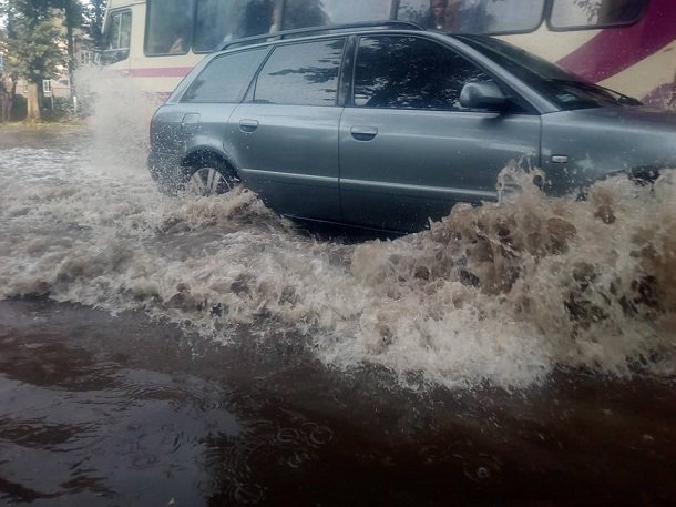 Рівне затопило (ФОТО, ВІДЕО), фото-2