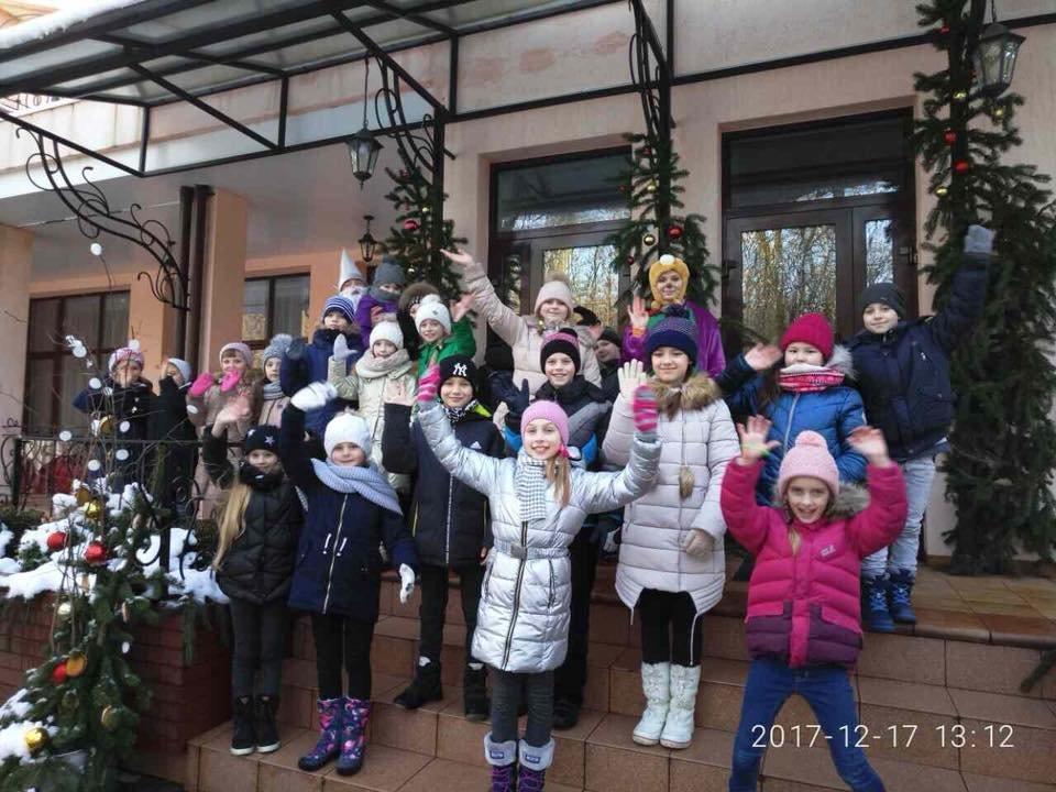 «Зелений гай» запрошує у Резиденцію Новорічної казки*, фото-7