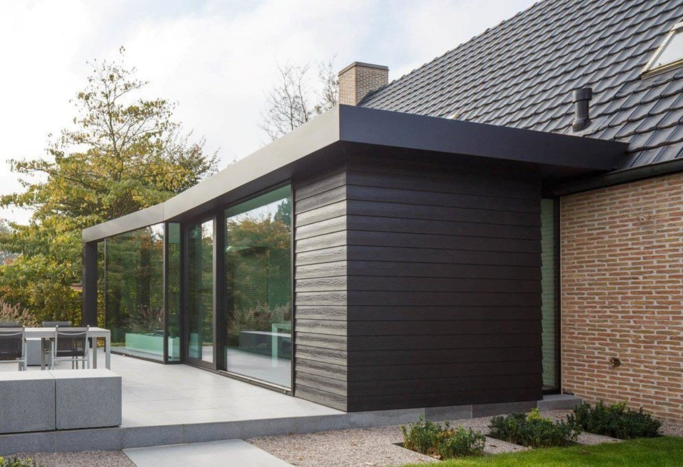 Розкішний та модерний фасад вашого дому за доступною ціною від «Дах Фасад», фото-2