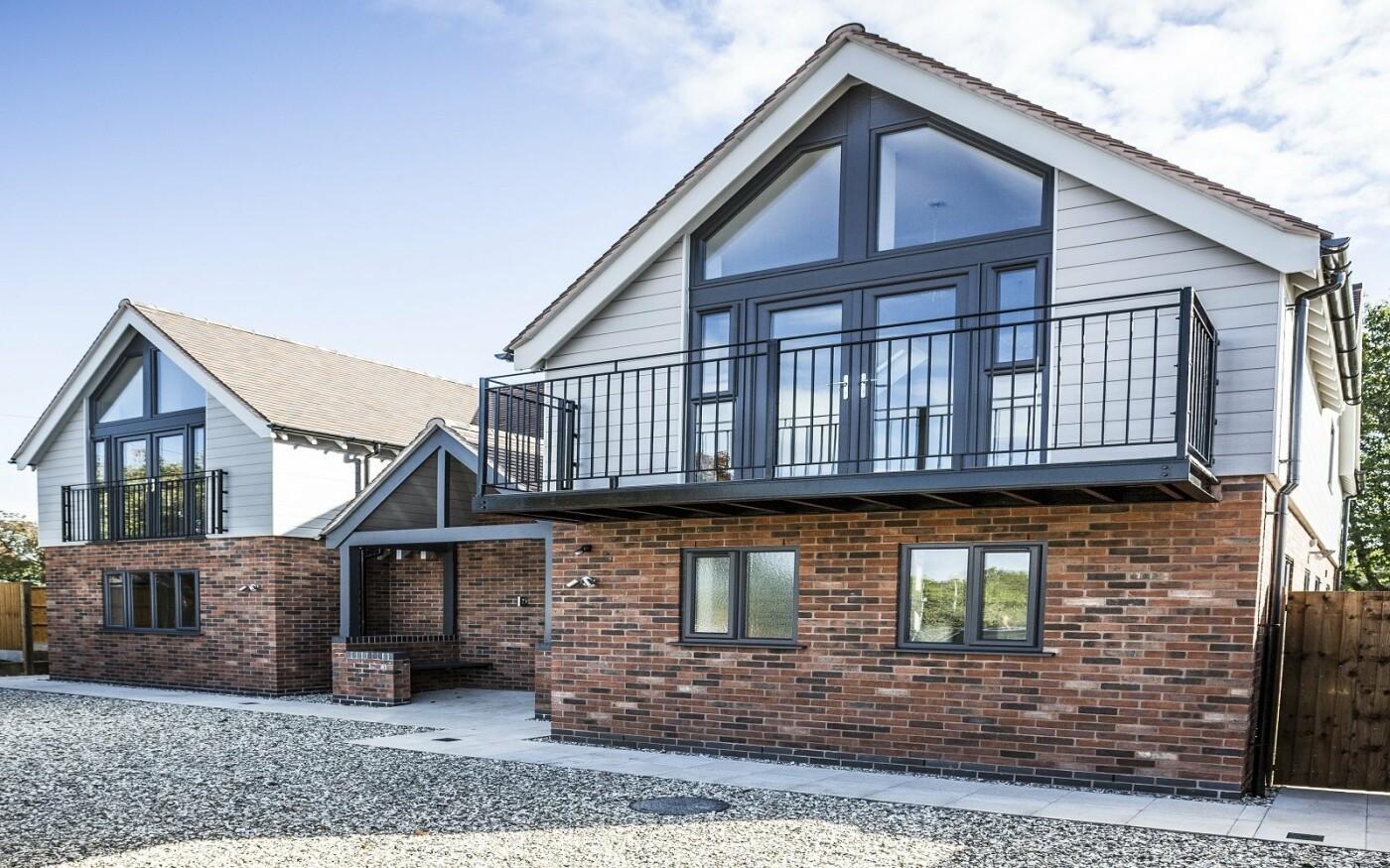 Розкішний та модерний фасад вашого дому за доступною ціною від «Дах Фасад», фото-1