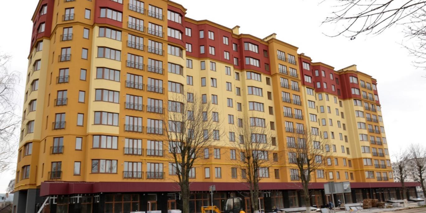 Для працівників СБУ луцькрада отримала дві квартири , фото-1