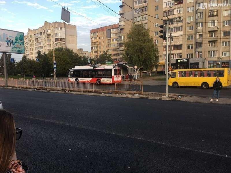 Два нові тролейбуси сьогодні виїхали на вулиці Луцька, фото-1