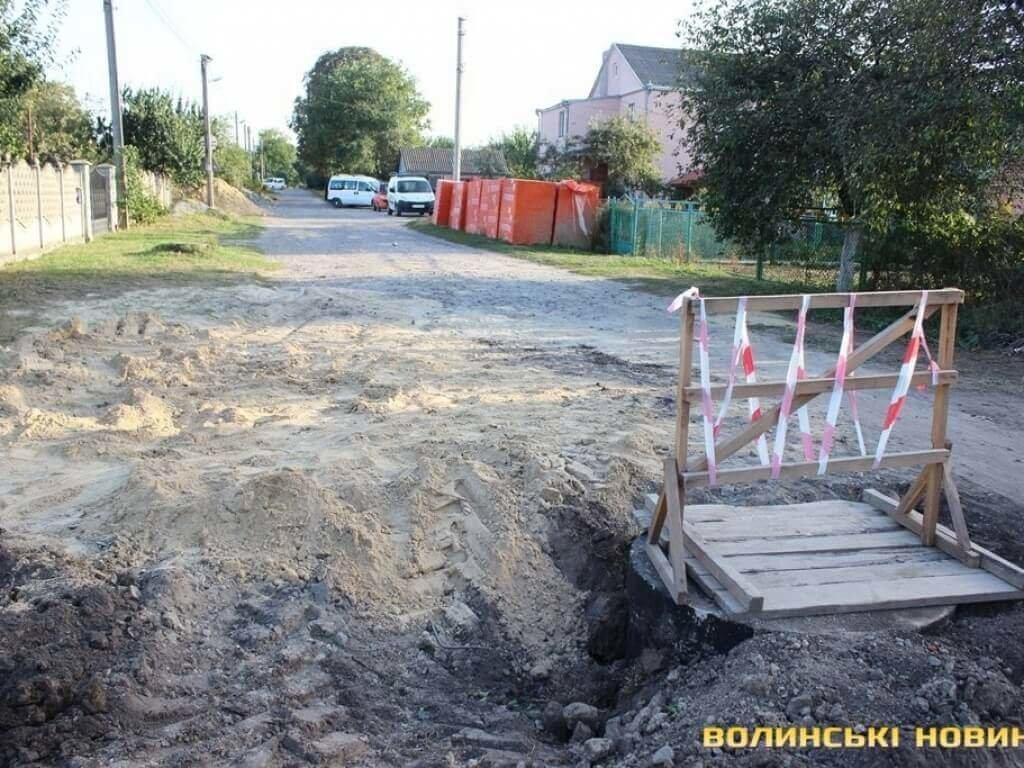Поточний ремонт вулиці Малоомелянівської проведуть у Луцьку, фото-1