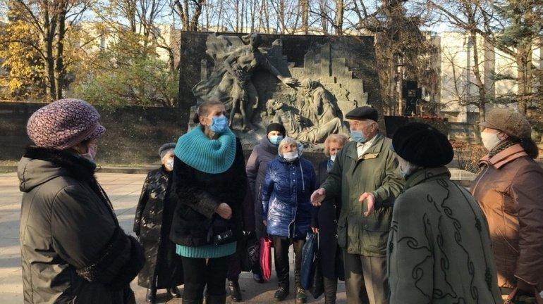 В'язні фашистських концтаборів приїхали у Луцьк, фото-1