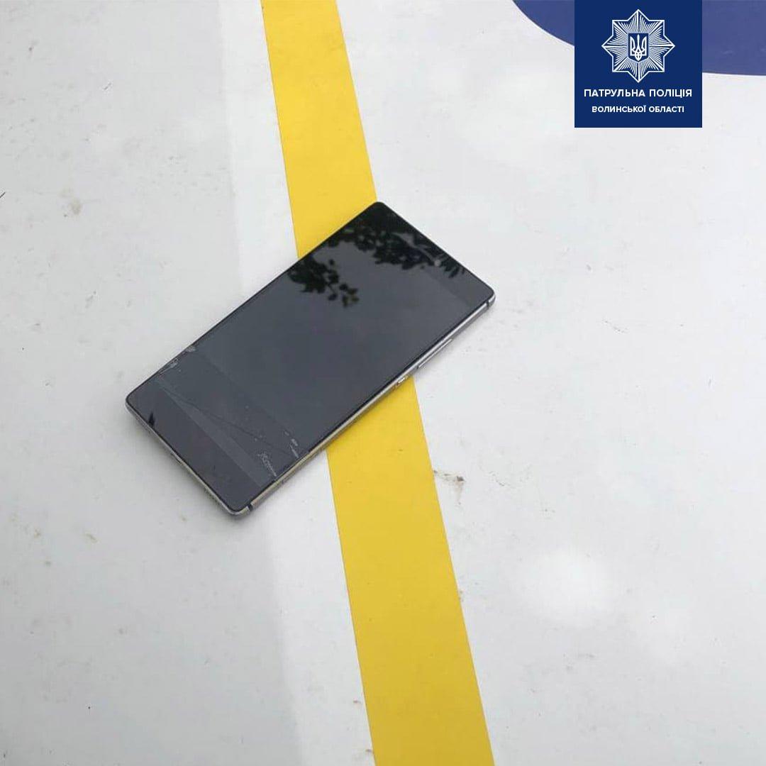Волинські патрульні по гарячих слідах затримали ймовірного грабіжника, фото-2