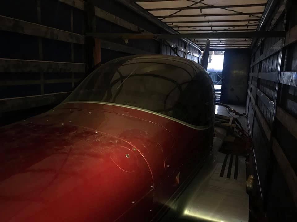 Волинські митники виявили у вантажівці літак , фото-4