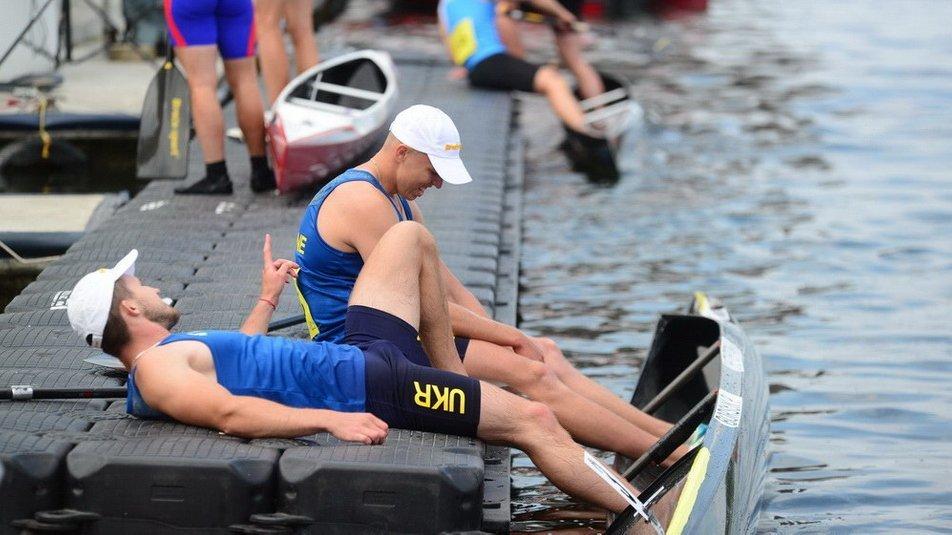 Волинянин завоював першу для збірної України медаль на чемпіонаті Європи з веслування, фото-2