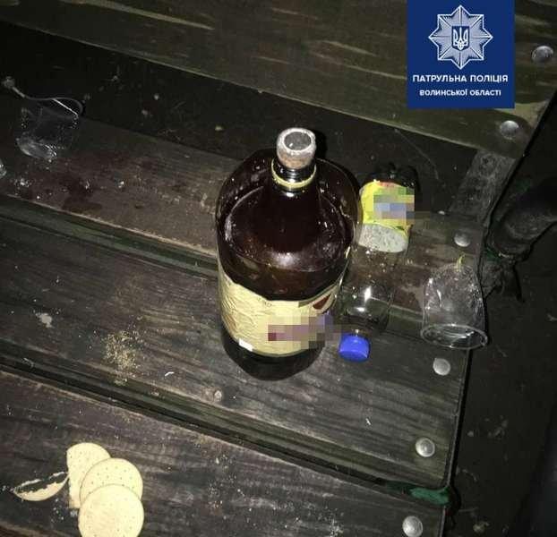 У Луцьку вночі затримали молодиків із наркотиками, фото-1